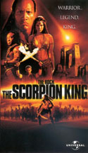 [Pärmen på The Scorpion King.]