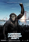 [Affischen för Rise of the Planet of the Apes]